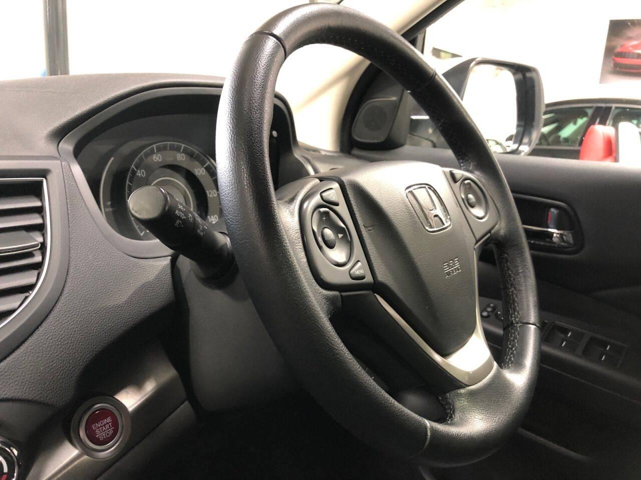 HONDA CR-V EX I-DTEC